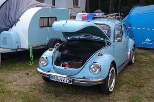 Käfer langer Vordewagen