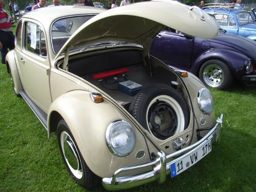 Käfer Kofferraum