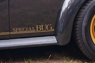 Seitenteilbeschriftung Special Bug