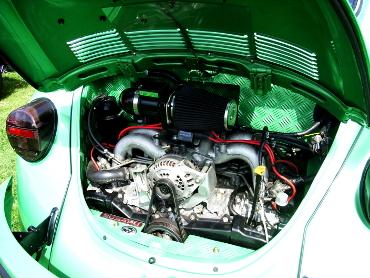 Subaru Motor im Käfer