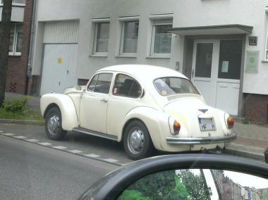 Rolls Bug
