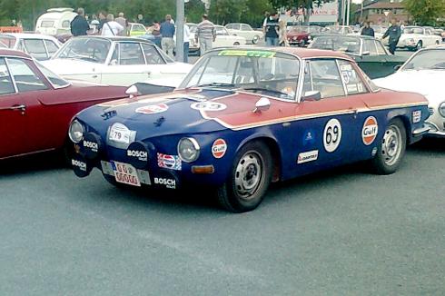 Karmann Ghia Race STyle