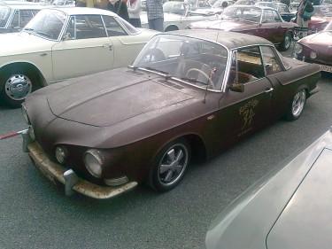 Karmann Ghia Typ 34 Ratte